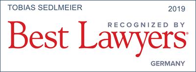 Sedlmeier/Dihsmaier - Rechtsanwälte für IT - Best Lawyers 2019 DE